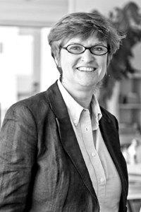 Verlegerin Beate Kuckertz
