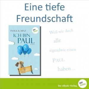 Hinz, Ich bin Paul blog