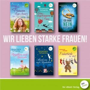 Schoenle, Autorin des Monats Juni 2015 - 4