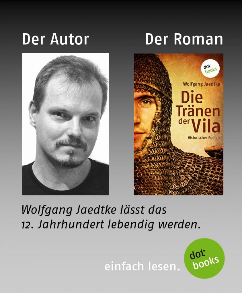 Der Autor, das Buch - Jaedtke