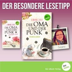 Lesetipp Jöst Die Oma und der Punk KLEIN
