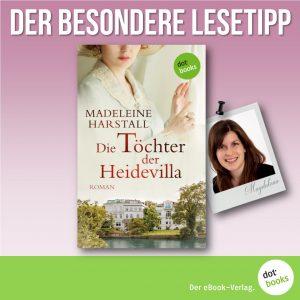 Lesetipp Harstall, Die Töchter der Heidevilla