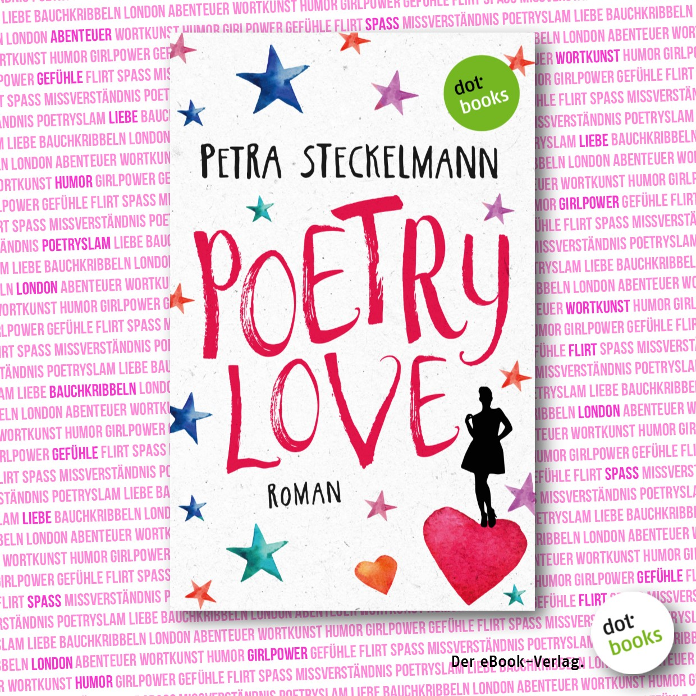 dotbooks petra steckelmann ber ihre liebe zum poetry slam. Black Bedroom Furniture Sets. Home Design Ideas