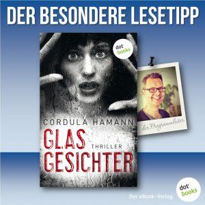 Lesetipp Hamann Glasgesichter