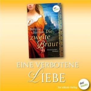 Baillon Die zweite Braut NEU für Autorin 1
