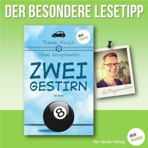 Lesetipp Mersch-Könighausen Zweigestirn