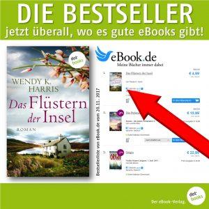 Harris Das Flüstern der Insel Bestseller bei eBook.de (2)