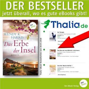 Harris, Das Erbe der Insel Bestseller bei Thalia