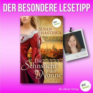 Lesetipp Hastings Das Geheimnis der Nonne