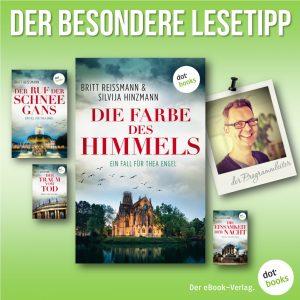 Lesetipp Reißmann Thea Engel Krimis