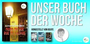 Buch der Woche HEADER Grote diverse Bücher