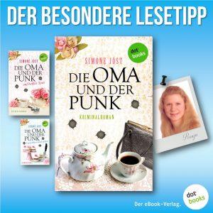 Lesetipp Jöst Die Oma und der Punk