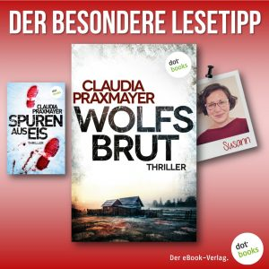 Lesetipp Praxmayer, Wolfsbrut